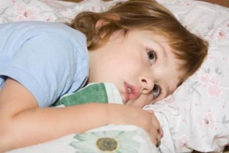 Sleep Disorders in Children Symptoms