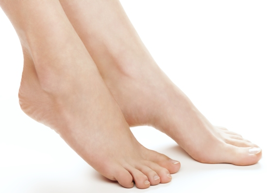 healthy regime for your feet